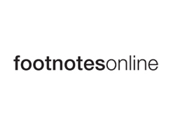 FootnotesOnline coupon code