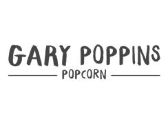 Gary Poppins Popcorn -