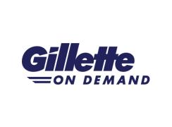 Get Gillette On Demand