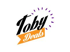 TobyDeals coupon code