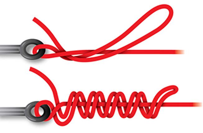Eugene Slip Knot 1-2 Step